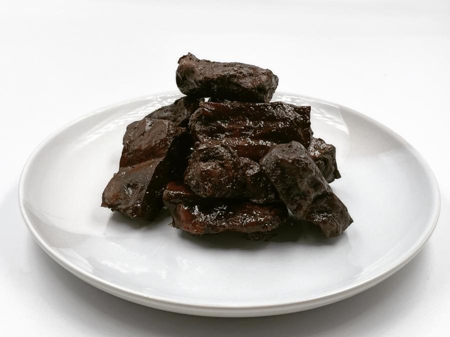 辣味-原味鐵路豆干